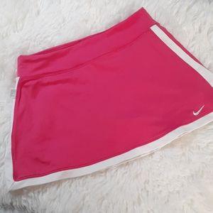 Nike pink Dri-fit skort
